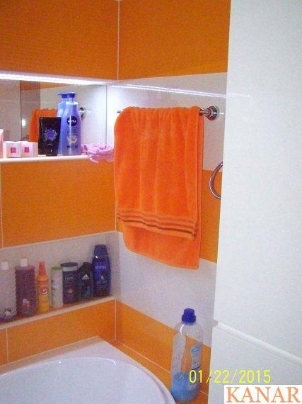 bytové jadro Vivida oranžová